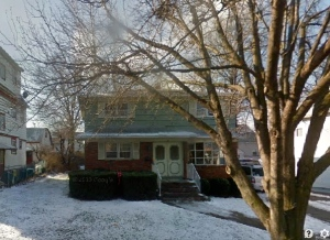 47 Harrison St, Nutley, NJ from Google Maps, March 2015 - almost 30-years after my visit.