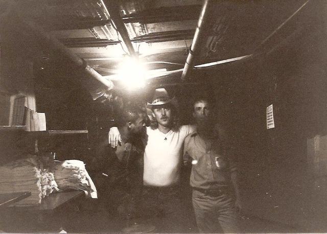 L-R: Jaimo, Scott K Fish, Butch Trucks