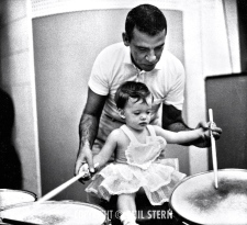 Buddy Rich (Photo by philsternarchives.com)