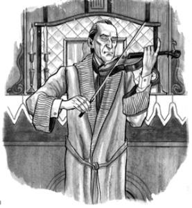 holmes-violin