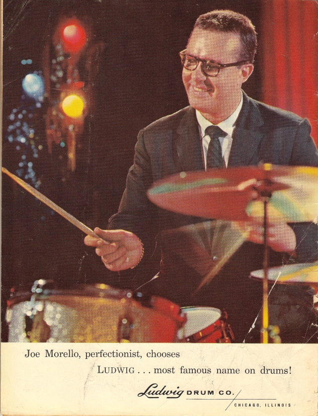 Joe Morello 1962