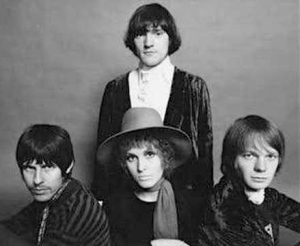 Brian Auger standing