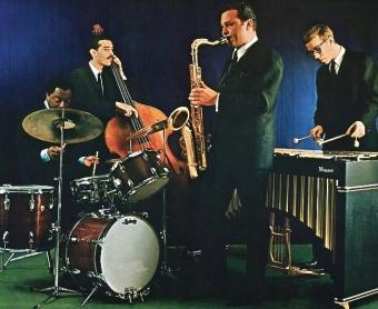 Roy Haynes with Stan Getz Quartet