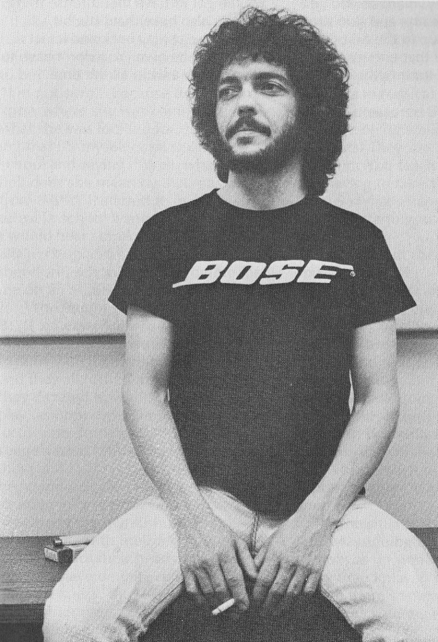 Steve Gadd circa 1978