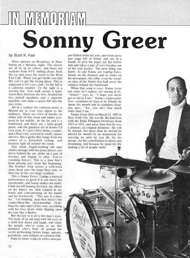 SonnyGreerModernDrummer