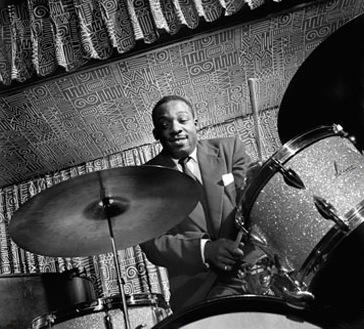Kenny Clarke: The Magic Cymbal   Scott K Fish